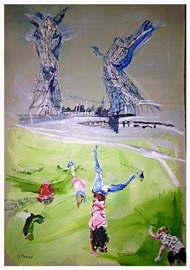 Handstands and Kelpies