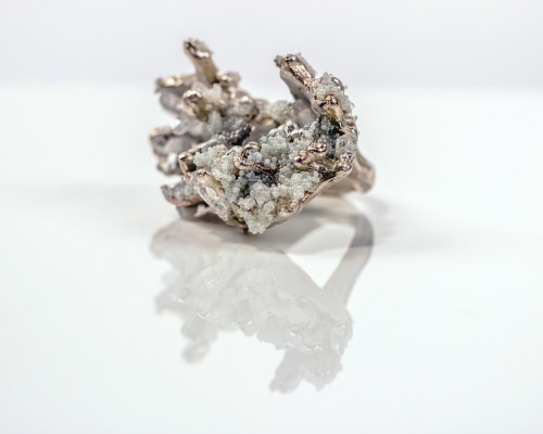 Satement ring product shot - Jonas Ingel