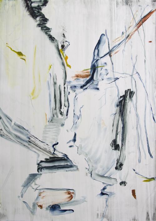 Waterfall Abstract I