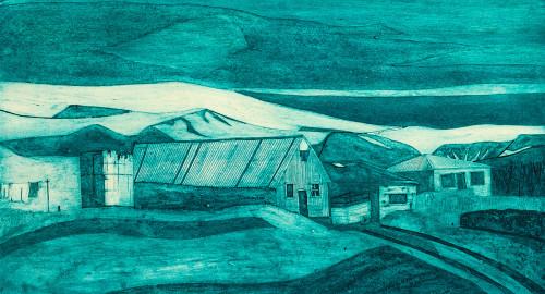 The Lost Farm at Night, Vik