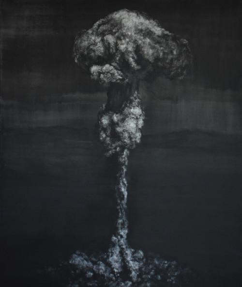 Prometheus's Gift, 120x100cm