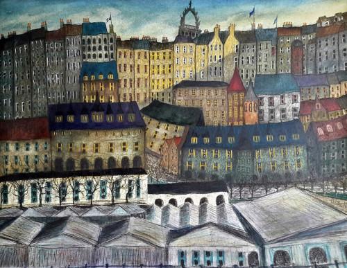The Old Town, Edinburgh