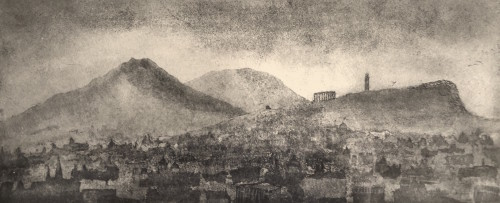 Arthurs Seat & Calton Hill, Edinburgh