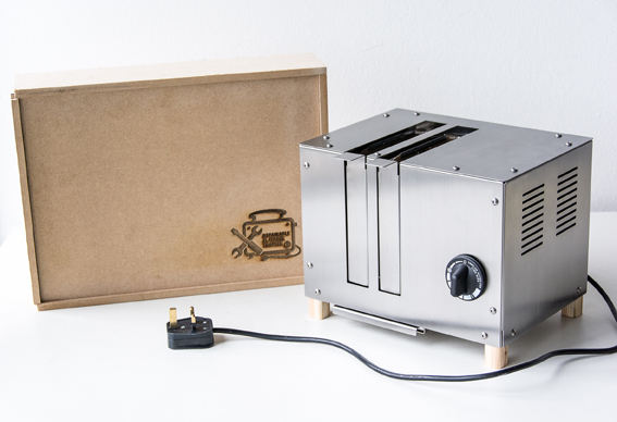 Flatpack Toaster