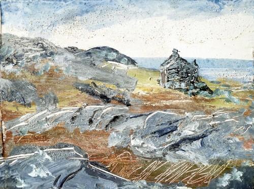 Croft at Geocrab Bay
