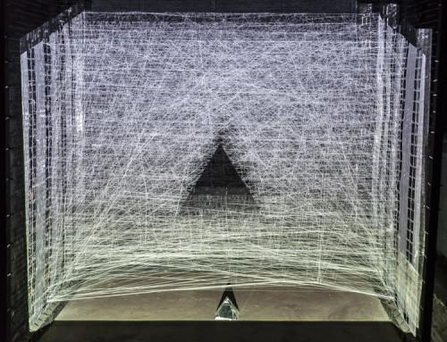 String Screen ([]) , Hidden Door Festival, 2015