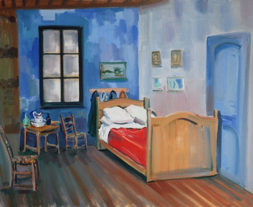 Reconstruction of Van Gogh room - TBPC