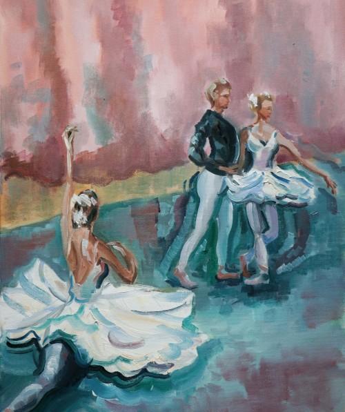 Ballet Movement, end of TBPC