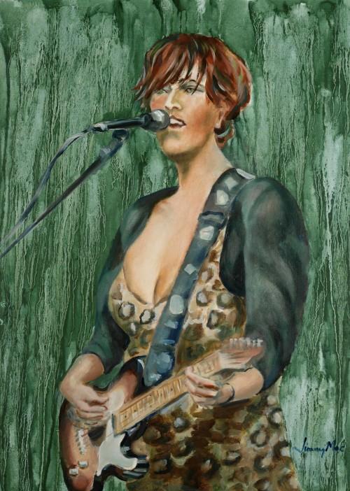 Eleanor McEvoy singing