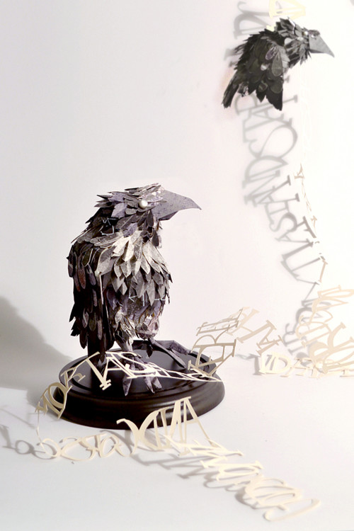 Bird on Spool
