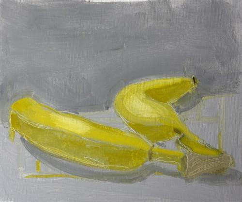 Still Life Bananas