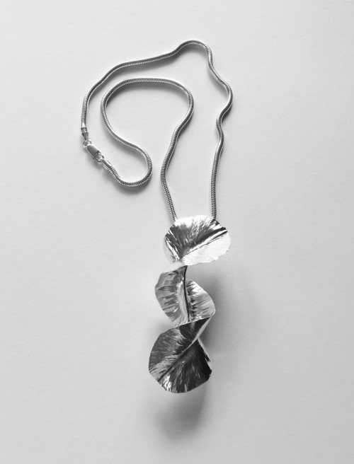 Organic Twist Pendant