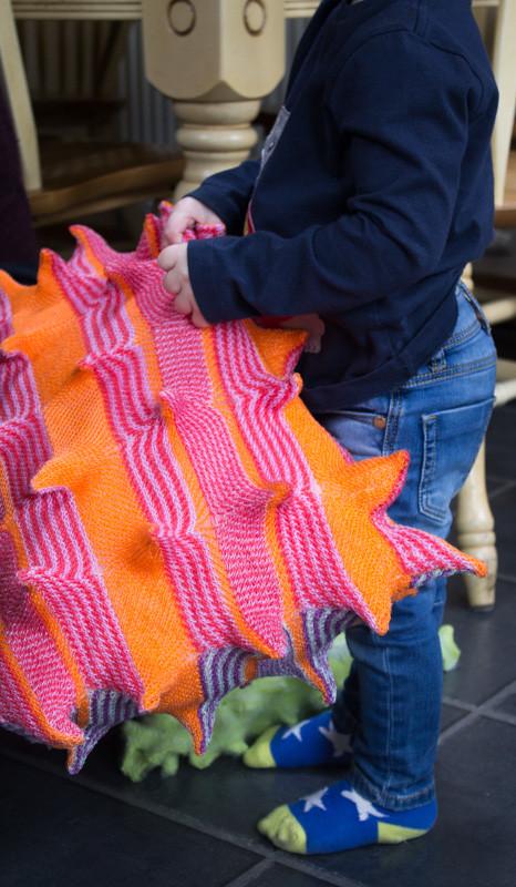 Spiky Pillow