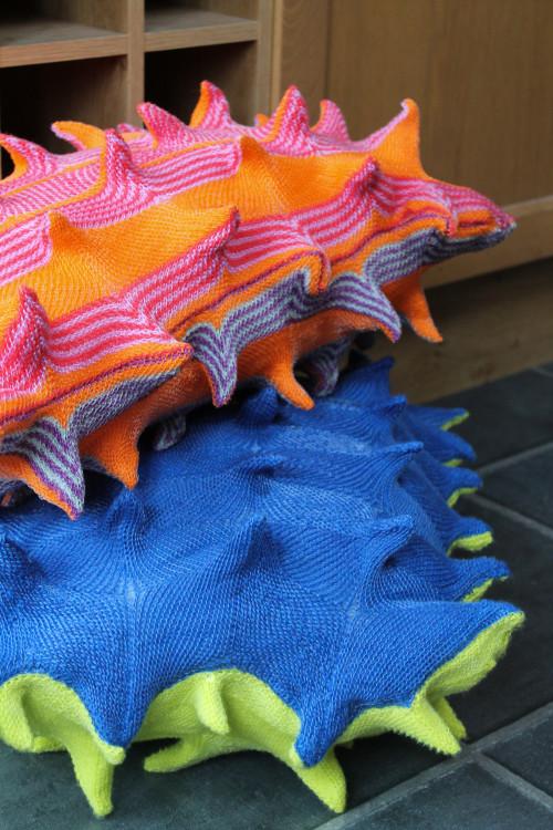 Spiky Pillows