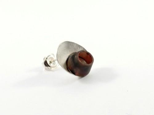 Earring -'Recyckled'