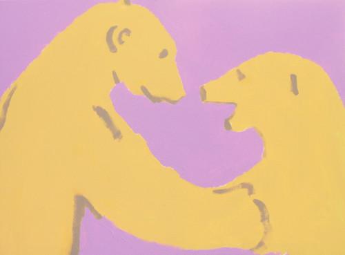 Polar bears Greeting