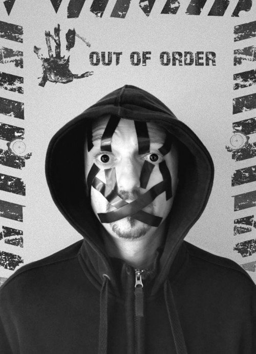 OUT OF ORDER, 2016 MALTA, C-Print, Size: 50 x 70 cm