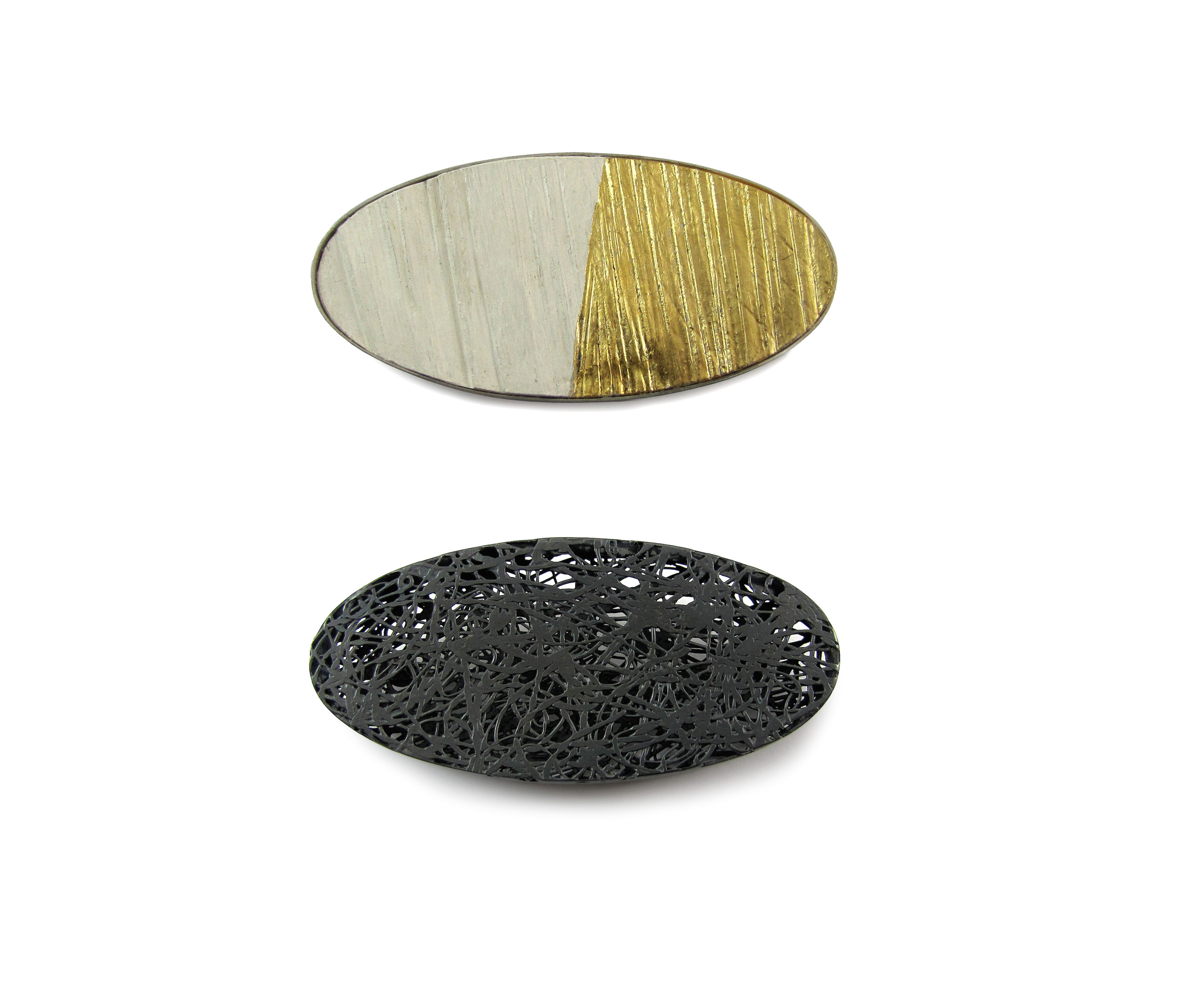 Surfaces Brooches