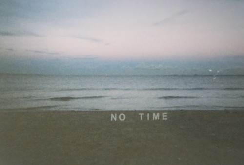 'No Time' 35mm