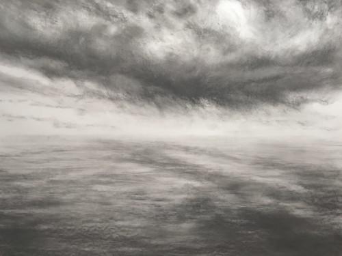Over Seas (1) 115x120cm