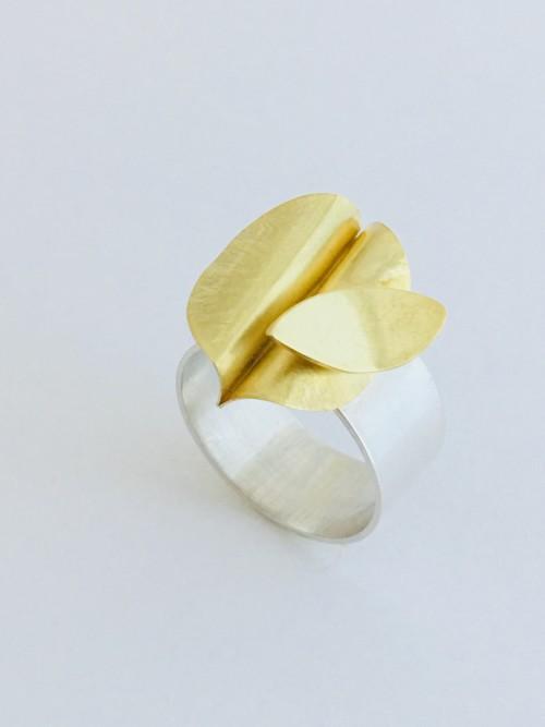 Leaf series ring
