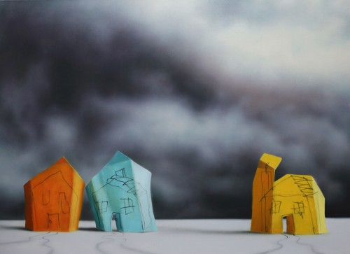Three Croft Houses