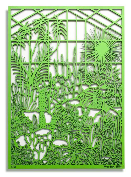 'Cactus House'