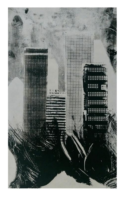 Storm (53 x 34 cm)