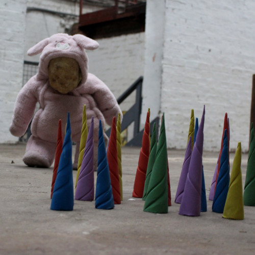 Group show 'Soup' at the Glue Factory, Glasgow