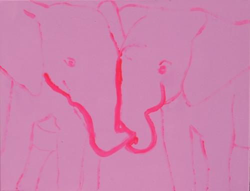 Elephants in Love II
