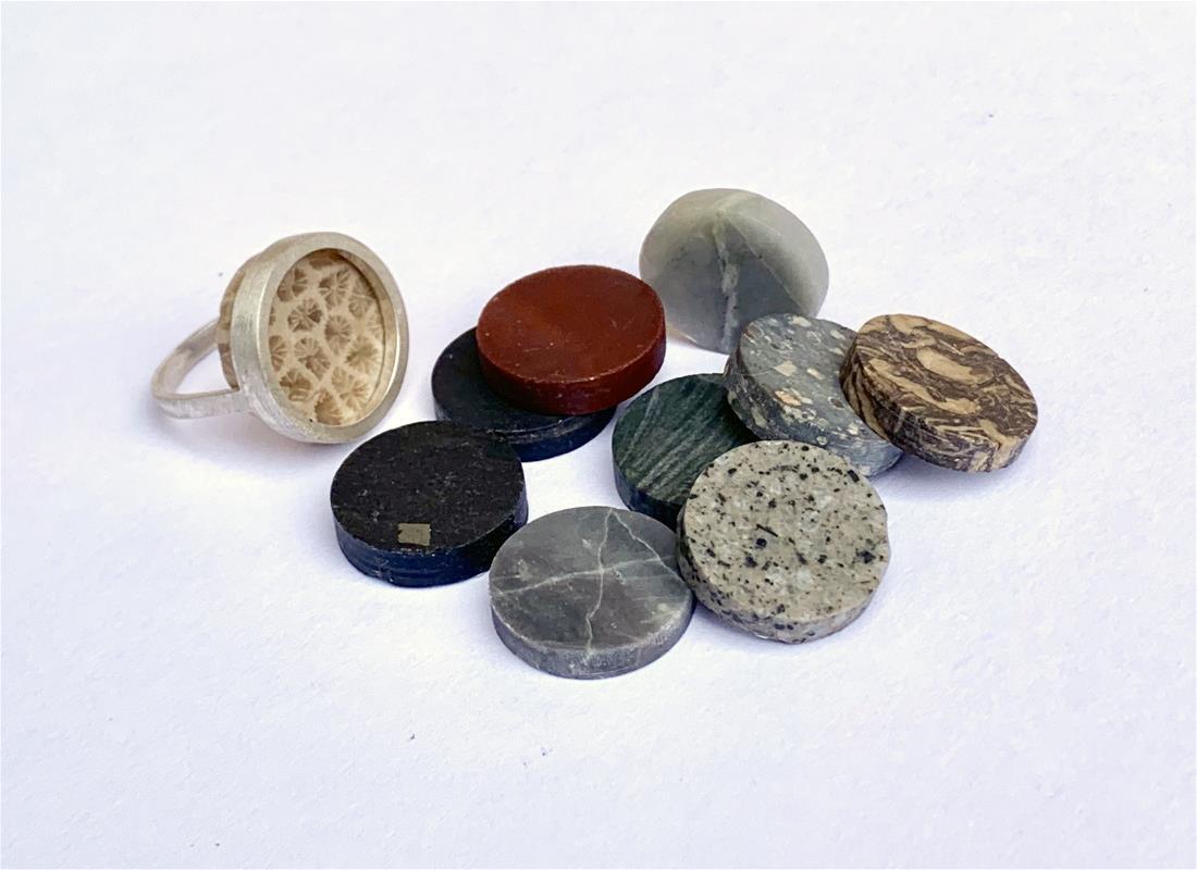 - Interchangable Ring