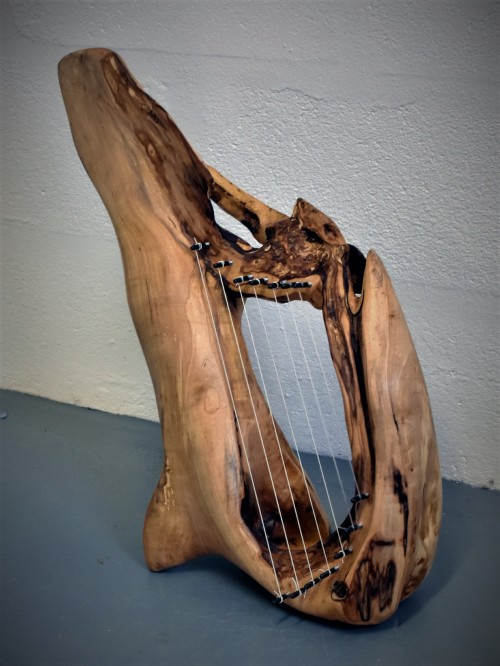 Birch harp