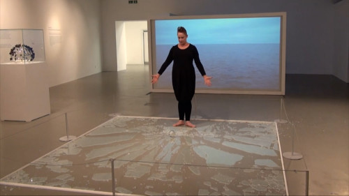 Letting Go (performance. Opening at National Glass Centre, Sunderland, England)