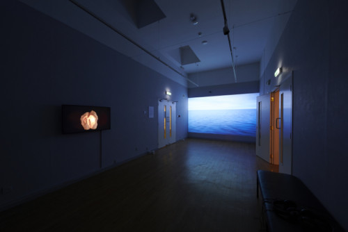 what once was is different now and Constancy. Install shot Inverness Museum and Art Gallery. Photo: Ewan Weatherspoon