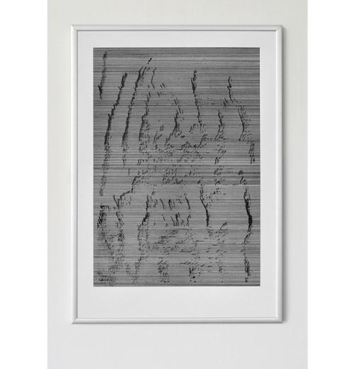 RBDA301, pen on paper, 29.7 x 42 cm 2018