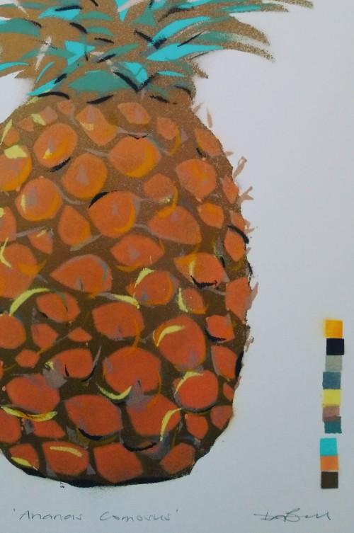 Ananas Comosus