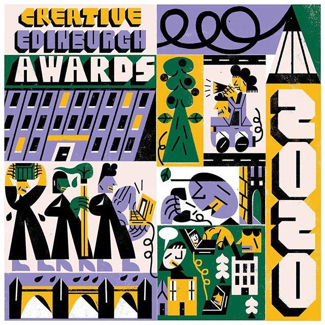 CREATIVE EDINBURGH AWARD SHORTLIST ANNOUNCED - 2020 AWARD