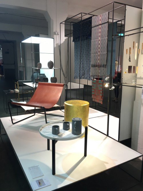London Design Fair - Craft Scotland Pavilion @emergentcreatives