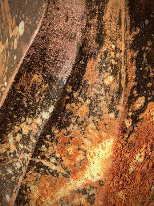 Encrusted Vessel - Autumn Reformer Detail 1