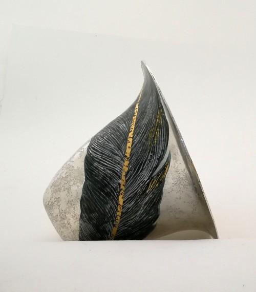 Feather Vase / detail
