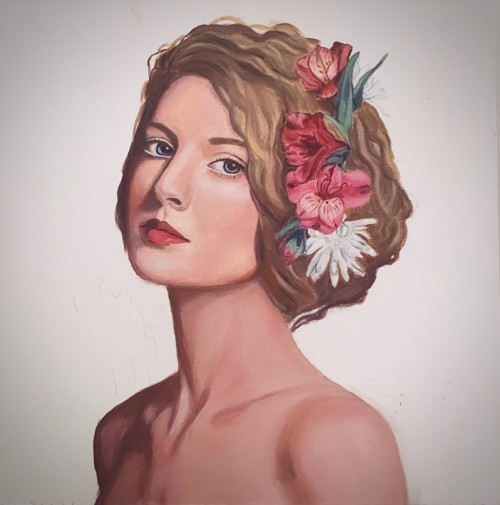 The Flower lady