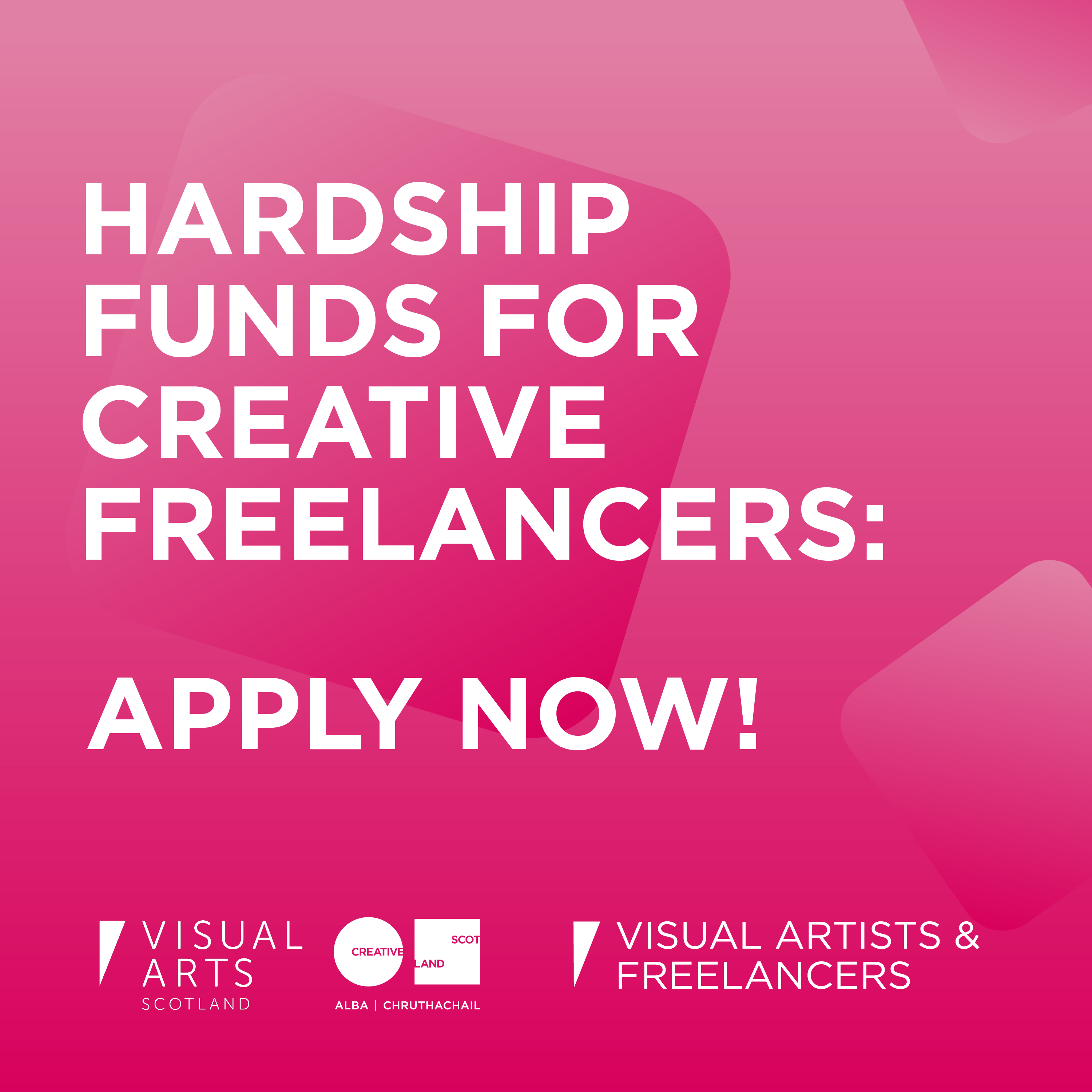 Hardship Funds for Visual Artists