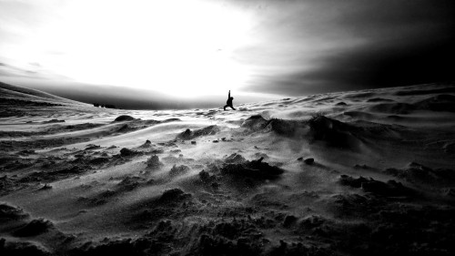 Movement By Ana - Moving in snow drifts