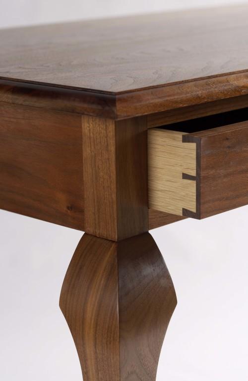 Writing desk - American walnut