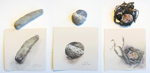 The Stone Series: Day 1, 2, and 17