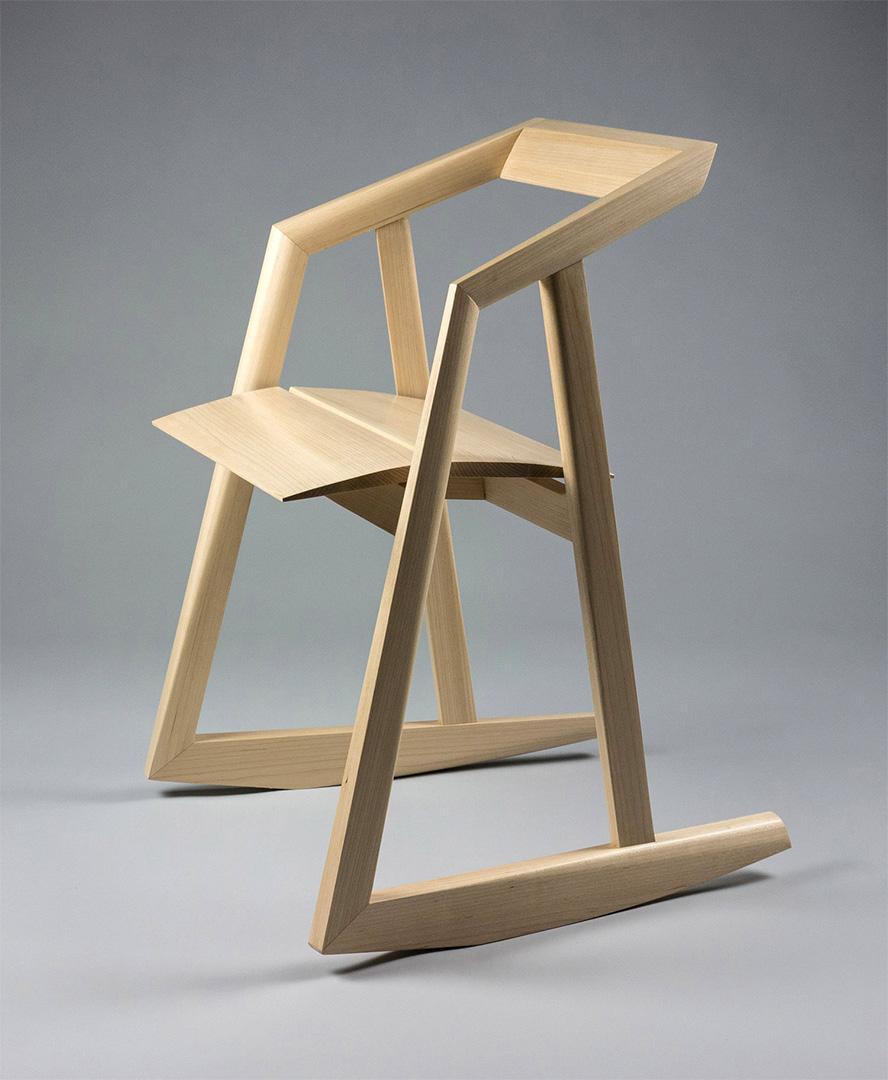 Maple Task Chair