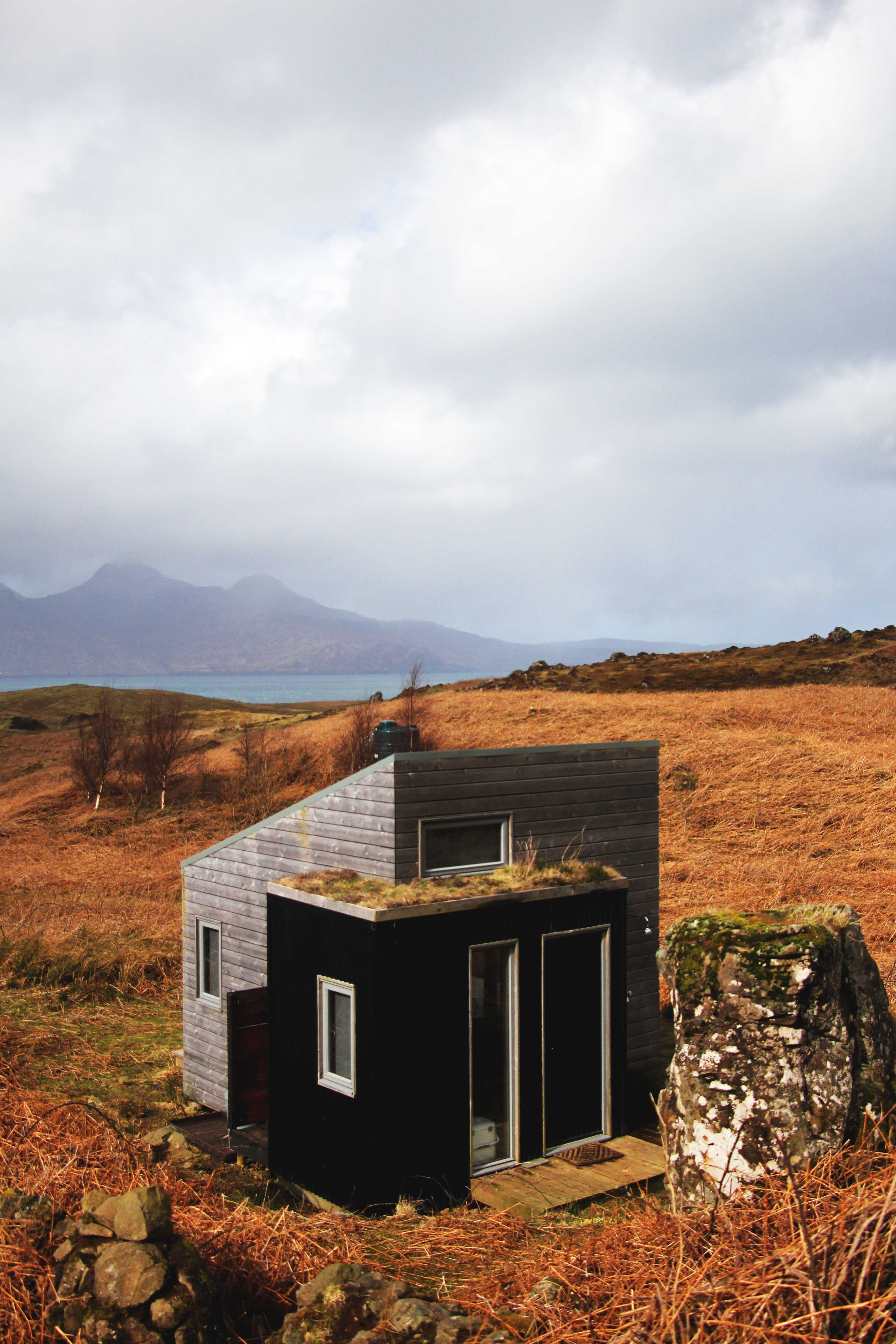 The Bothy Project Residency Shortlist