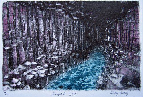 Fingall's cave