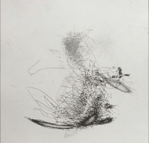 Wind etching (Sanctuary Memories Series) # 2
