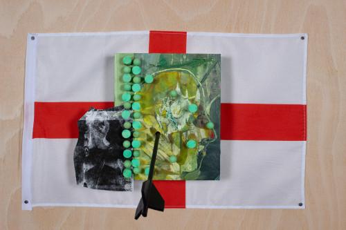 Little Englander, 61.1 x 43.6 x 25 cm